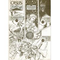 Casus Belli N° 87 - Encart de scénarios (magazine de jeux de rôle)