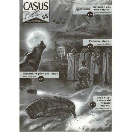 Casus Belli N° 88 - Encart de scénarios (magazine de jeux de rôle) 001