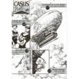 Casus Belli N° 90 Encart de scénarios (magazine de jeux de rôle) 001