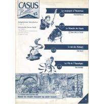 Casus Belli N° 92 - Encart de scénarios (magazine de jeux de rôle)
