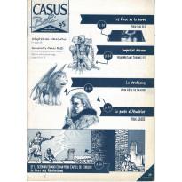 Casus Belli N° 95 - Encart de scénarios (magazine de jeux de rôle)