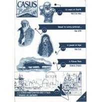 Casus Belli N° 107 - Encart de scénarios (magazine de jeux de rôle)