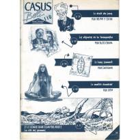 Casus Belli N° 110 - Encart de scénarios (magazine de jeux de rôle)