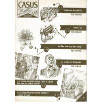 Casus Belli N° 111 - Encart de scénarios (magazine de jeux de rôle)