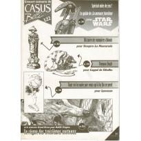 Casus Belli N° 122 - Encart de scénarios (magazine de jeux de rôle)