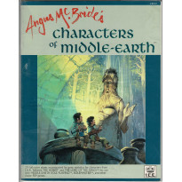 Angus Mc. Bride's Characters of Middle-Earth (jdr MERP en VO)