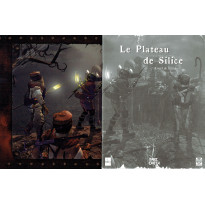 Dark Earth - Ecran et livret (jeu de rôle Multisim en VF)