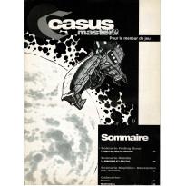 Casus Belli N° 13 - Encart de scénarios (magazine de jeux de rôle 2e édition)