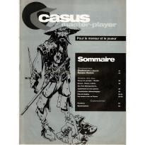 Casus Belli N° 15 - Encart de scénarios (magazine de jeux de rôle 2e édition)