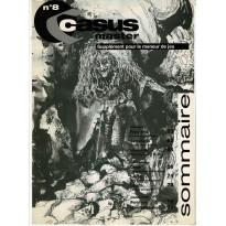 Casus Belli N° 8 - Encart de scénarios (magazine de jeux de rôle 2e édition)