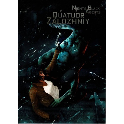 Le Quatuor Zalozhniy (jdr Night's Black Agents VF) 001