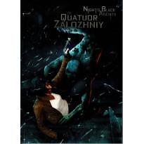 Le Quatuor Zalozhniy (jdr Night's Black Agents VF) 001
