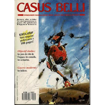 Casus Belli N° 44 (premier magazine des jeux de simulation) 010