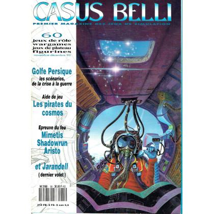 Casus Belli N° 60 (premier magazine des jeux de simulation) 007