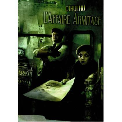 L'Affaire Armitage (jdr Cthulhu Système Gumshoe en VF) 004