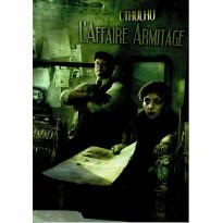 L'Affaire Armitage (jdr Cthulhu Système Gumshoe en VF)