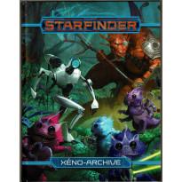 Xéno-Archive (jdr Starfinder de Blackbook éditions en VF)