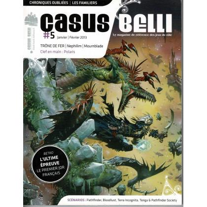 Casus Belli N° 5 (magazine de jeux de rôle - Editions BBE) 006