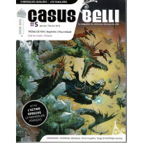 Casus Belli N° 5 (magazine de jeux de rôle - Editions BBE)