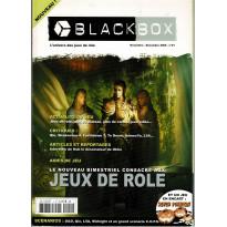 BlackBox N° 1 (revue sur l'univers des jeux de rôle)