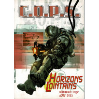 Horizons Lointains - Saison 3 - Décembre 2032/Août 2033 (jdr C.O.P.S. de Siroz en VF)