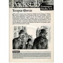 Backstab N° 27 - Encart de scénarios (le magazine des jeux de rôles)