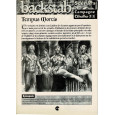 Backstab N° 25 - Encart de scénarios (le magazine des jeux de rôles) 001