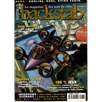 Backstab N° 27 (le magazine des jeux de rôles) 002