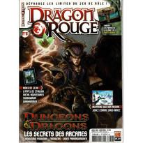 Dragon Rouge N° 6 (magazine de jeux de rôles) 006