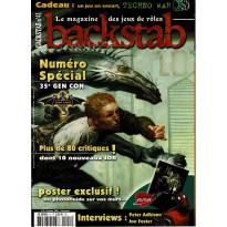 Backstab N° 41 (le magazine des jeux de rôles) 001