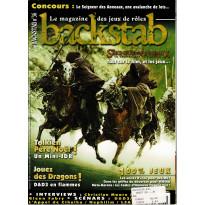Backstab N° 36 (le magazine des jeux de rôles) 002