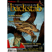 Backstab N° 40 (le magazine des jeux de rôles) 004