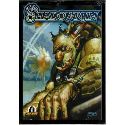 Shadowrun - Ecran et livret (jdr 3e édition de Jeux Descartes en VF) 006