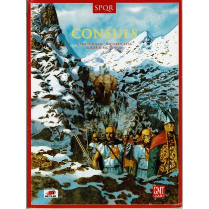 SPQR - Consuls (wargame des éditions Oriflam en VF) 005