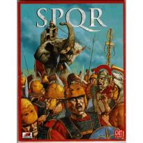 SPQR -  L'Art de la Guerre sous la République Romaine (wargame d'Oriflam en VF)