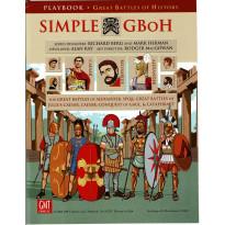 Simple GBoH - Playbook Great Battles of History (wargame GMT en VO) 002