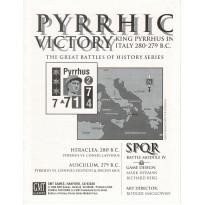 Pyrrhic Victory - SPQR Battle Module IV (wargame de GMT en VO)