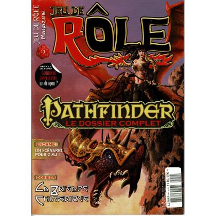 Jeu de Rôle Magazine N° 13 (revue de jeux de rôles) 003
