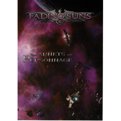 Fading Suns - Carnets du Personnage (jdr 3e édition 7e Cercle en VF) 005