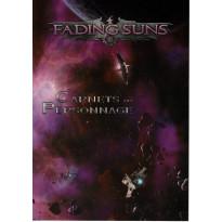 Fading Suns - Carnets du Personnage (jdr 3e édition 7e Cercle en VF)
