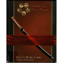 Legend of the Five Rings - Roleplaying Game (jdr Third Edition en VO)
