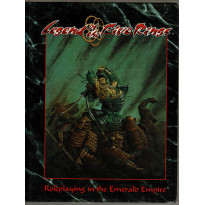 Legend of the Five Rings - Roleplaying in the Emerald Empire (jdr 1ère édition en VO) 001