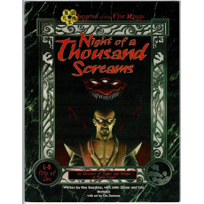 Night of a Thousand Screams (jdr Legend of the Five Rings 1ère édition en VO)