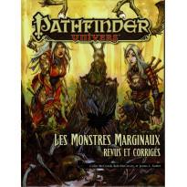 Les Monstres Marginaux revus et corrigés (jdr Pathfinder Univers en VF)
