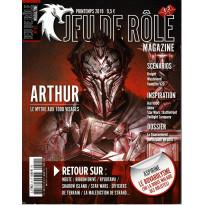 Jeu de Rôle Magazine N° 45 (revue de jeux de rôles)