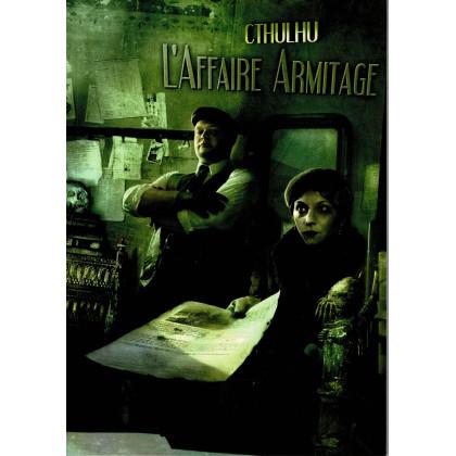 L'Affaire Armitage (jdr Cthulhu Système Gumshoe en VF) 005