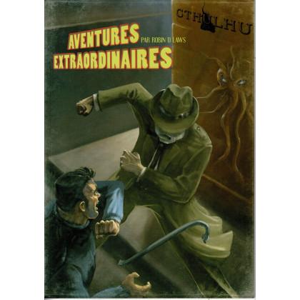 Aventures Extraordinaires (jdr Cthulhu Gumshoe en VF) 009