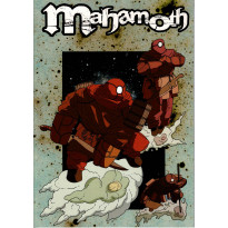 Mahamoth - Le jeu de rôle (jdr 1ère édition en VF)