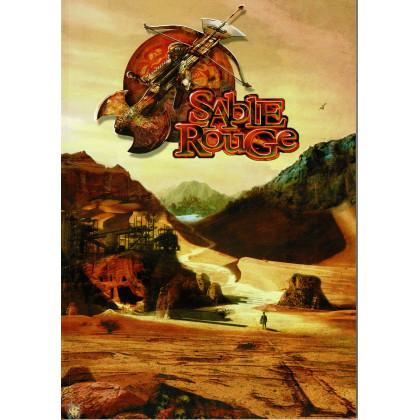 Sable Rouge - Livre de base (jdr Editions du 7e Cercle en VF) 001