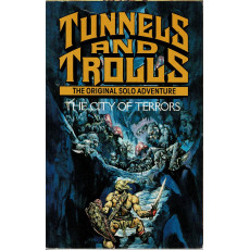 The City of Terrors (jdr Tunnels & Trolls Corgi en VO)